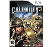 Nintendo Wii: Call Of Duty 3