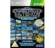 Microsoft Xbox 360: SEGA Mega Drive: Ultimate Collection (Classics)