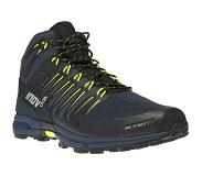 inov-8 Roclite G 345 GTX Shoes Men, navy/yellow UK 9 | EU 43 2020 Juoksukengät asfaltille