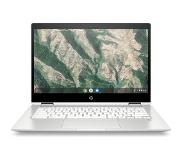 "HP Chromebook x360 14b-ca0812no 14"" 2-in-1 (valkoinen)"