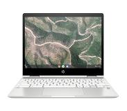 "HP Chromebook x360 12b-ca0805no 12"" 2-in-1 (valkoinen)"
