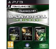 Ubisoft PlayStation 3 peli Tom Clancy's Splinter Cell Trilogy: 3 Full Games