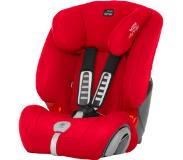 Britax Turvaistuin Evolva 123 Plus, Fire Red