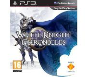 Sony White Knight Chronicles PS3