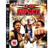 Midway PlayStation 3 peli TNA Impact! Total Nonstop Action Wrestling