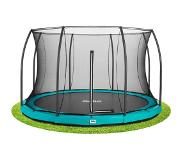 Salta Trampolin Comfort Edition Ground 366 cm grün