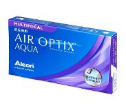 Alcon Air Optix Aqua Multifocal (6 kpl)