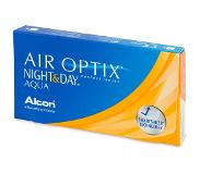 Alcon Air Optix Night and Day Aqua (6 kpl)