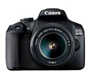 Canon EOS 2000D DSLR + 18-55 IS II