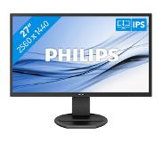 Philips QHD LCD monitor 272B8QJEB/00