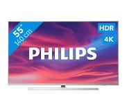 "Philips 55PUS7304 55"" Smart Android 4K Ultra HD LED -televisio"