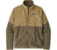Patagonia Lightweight Better Sweater Shelled Jacket Men, classic tan L 2020 Fleecetakit