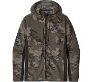 Patagonia Lightweight Better Sweater Hoody Men, river delta/forge grey S 2020 Fleecetakit