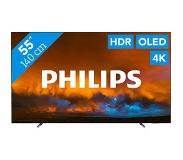 "Philips 55"" Televisio 55OLED804 8 Series - 55"" OLED TV - OLED - 4K -"