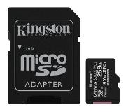 Kingston Canvas Select Plus 256GB microSD Class10 UHS-I A1 V30