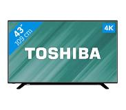 "Toshiba 43"" Televisio 43U2963DG U29 Series - 43"" LED TV - LED - 4K -"