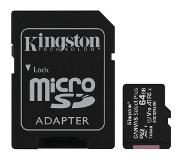 Kingston Canvas Select Plus 64GB microSD Class10 UHS-I A1