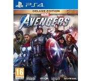 Sony Marvel Avengers - Deluxe Edition