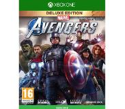 Xbox One Marvels Avengers Deluxe Edition Xbox One