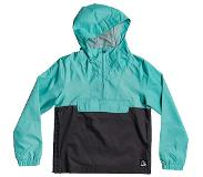Quiksilver Lazy Left Anorak sea blue Koko L