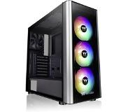 Thermaltake Level 20 MT ARGB MIDI-torni Musta, Hopea