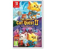 Pqube Cat Quest + Cat Quest II (Pawsome Pack) - Nintendo Switch - RPG