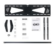 "StarTech.com Flat-Screen TV Wall Mount - Low Profile - For 37"" to 70"" TV - Anti-Theft - Fixed - vægmontering"