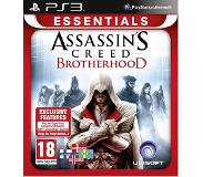 Assassin's creed Assassins Creed Brotherhood Essentials PS3