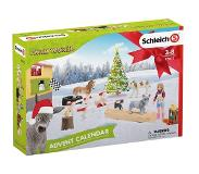 Schleich joulukalenteri Farm World - 2019 (97873)