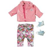 Baby Born  Play&Fun Deluxe Scooter Outfit