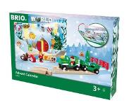 BRIO World -joulukalenteri 2019 (33814)