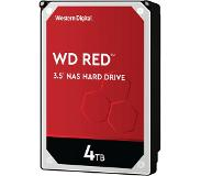 Western Digital Red Soho Nas 4tb 3.5 Serial Ata-600