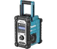 Makita DMR 110 blue DAB+ Job Site Radio