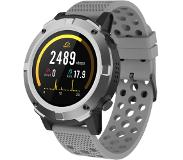 Denver SW-660 - grey - smart watch with band - grey