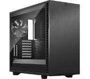 Fractal Design Define 7 Light Glass Harmaa