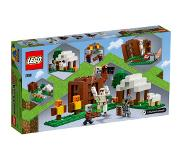 LEGO Minecraft Pillagerien linnake