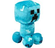 Minecraft Pehmolelu Happy Explorer Charged Creeper 18 cm