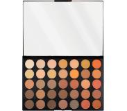 Makeup Revolution HD Palette Matte Amplified 35 Inspiration