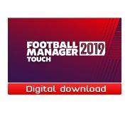 SEGA Football Manager 2019 Touch - PC Windows,Mac OSX