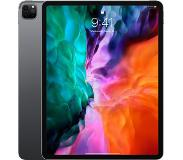 "Apple iPad Pro 12.9"" Wi‑Fi + Cellular 128 Gt - Tähtiharmaa (2020)"