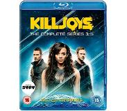 Universal UK Killjoys - The Complete Series - Seasons 1-5 (Blu-ray) (Import)