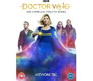 Dvd Doctor Who – Koko sarja 12 DVD (DVD)