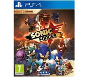 SEGA Sonic Forces - Bonus Edition - Sony PlayStation 4 - Toiminta