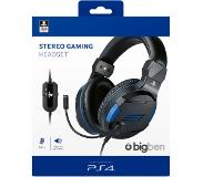 Bigben Interactive PS4/PS5 Gaming Headset V3 - Black - kuulokkeet - Sony PlayStation 4