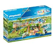 Playmobil Zoo - Large City Zoo