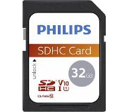 Philips FM32SD45B - flash memory card - 32 GB - SDHC