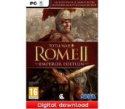 SEGA Total War ROME II - Emperor Edition - PC Windows Mac OSX