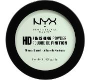 NYX High Definition Finishing Powder, Mint Green
