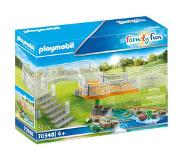 Playmobil Zoo - Zoo Viewing Platform Extension