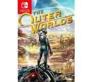 Nintendo Switch peli Outer Worlds